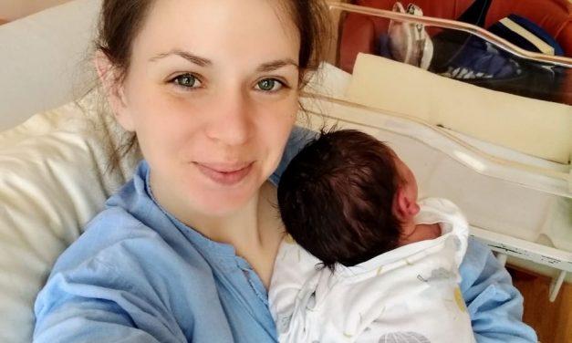 Валентина – Моето раждане с любов