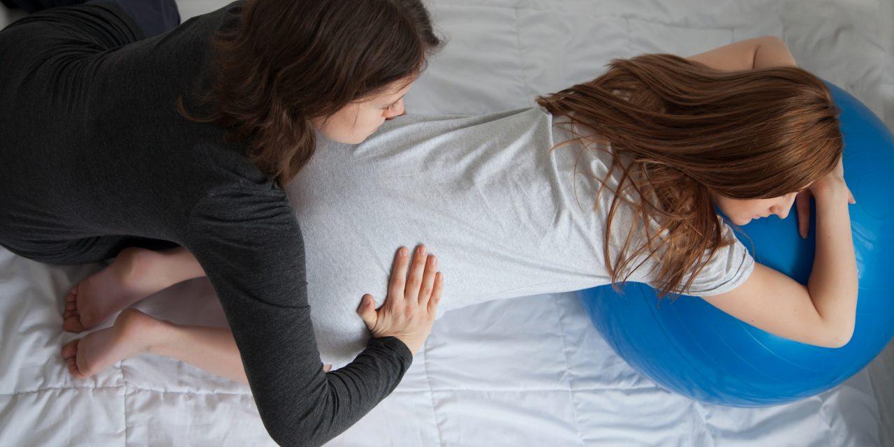 10 начина да си помогнете по време на раждане