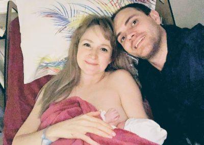 Анастасия, Павел и Никита